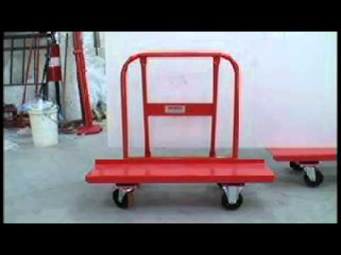 Store-Safe All Purpose Platform Trolley