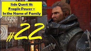 Elex - Fragile Power - In the Name of the Family - Defeat Ike - Gunn - Big Jim