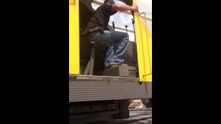 80 Ton P & H Model 775A-TC Truck Crane