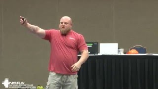 Sumo Deadlift: The Base for Tactical Strength, with Matt Wenning | NSCA.com