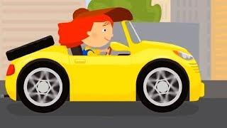 Мультфильм про машинки - Доктор Машинкова  - Подготовка к гонке - развивающий  мультфильм для детей