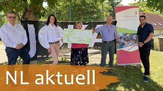 Cottbus | Spendengelder für Förderverein Kinderlachen, Elternwochenende für Kinder mit Behinderungen