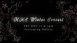 Trailer - MMS Winter Concert 2020