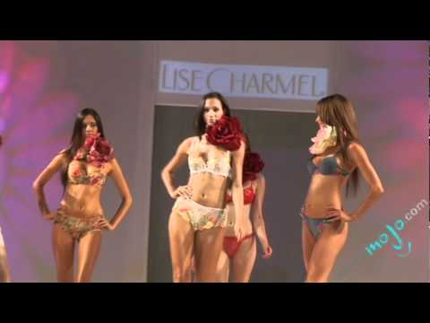 Lingerie Francaise Fashion Show - Part 9
