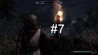 The Elder Scrolls 5: Skyrim Special Edition Прохождение за Некроманта - #7 В поисках Рога Юрана