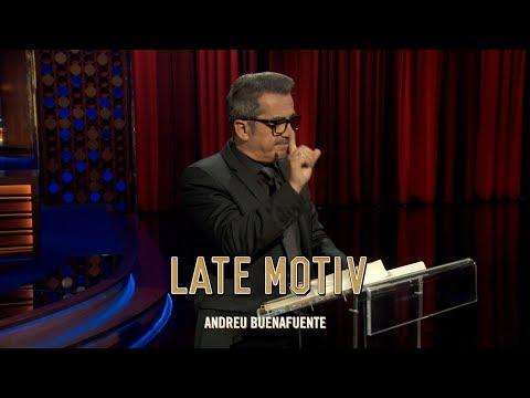 "LATE MOTIV - Monólogo de Andreu Buenafuente. ""Feliz Sant Jordi""   #LateMotiv380"
