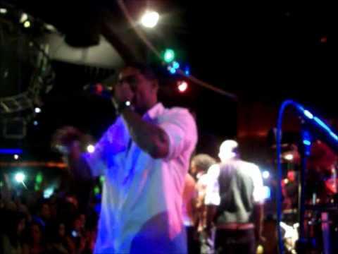 Omega El Fuerte @ Savoy Night Club 11/06/10