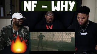 NF   WHY (REACTION)