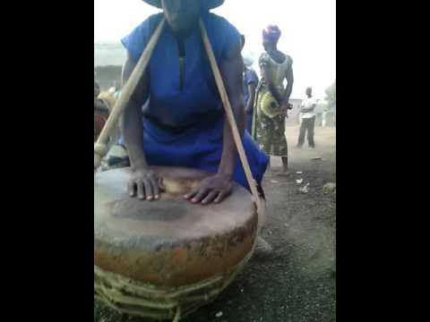 Le balafon en pays senoufo