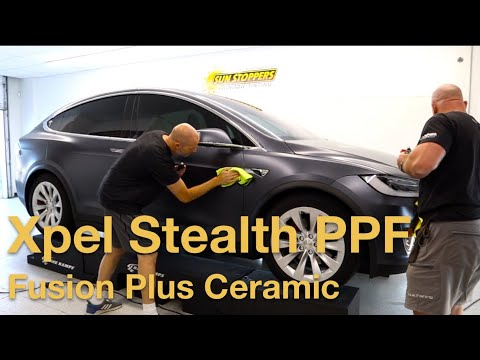 Xpel Stealth PPF Model X Raven