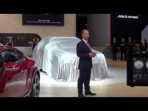 Bentley - Dubai International Motor Show 2015