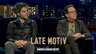 LATE MOTIV - Ernesto Sevilla Y Joaquín Reyes. 'Goyistas' | #LateMotiv339