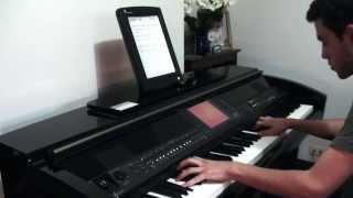 Illumination Theory - Keyboard Cover [Dream Theater]