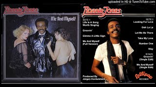 Ronnie Jones: Me And Myself [Expanded Version] (1978)