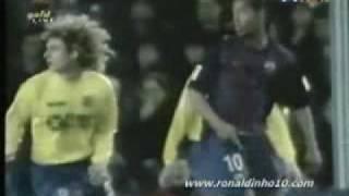 Ngoisao - Ky thuat ghi ban cua Ronaldinho.flv