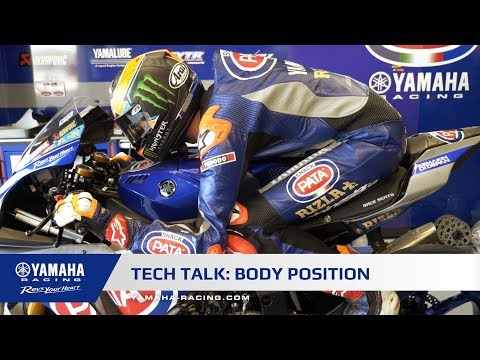 Tech Talk: Rider Position