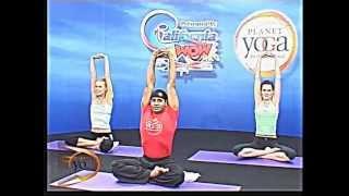 Planet Yoga - Yoga cho mọi người - Master Karmal - Phần 12
