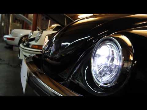Kaege RETRO LED Scheinwerfer   VW Käfer