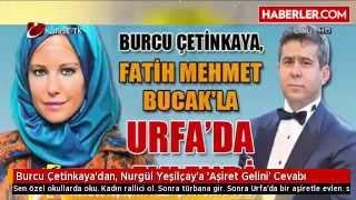 Burcu Çetinkaya'dan, Nurgül Yeşilçay'a 'Aşiret Gelini' Cevabı   Haberler Com