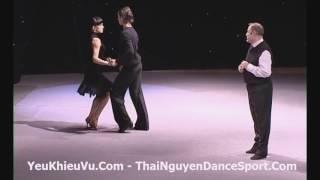 """Смотреть онлайн Урок танца """"Джайв"""" для начинающих на русском языке"""
