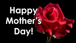 Happy Mother's Day!  E card for mother's day