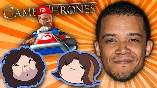 Game of Thrones & Mario Kart With Special Guest Jacob Anderson - Guest Grumps
