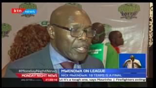 Nick Mwendwa says that eighteen teams is a final
