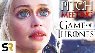 Game of Thrones Pitch Meeting