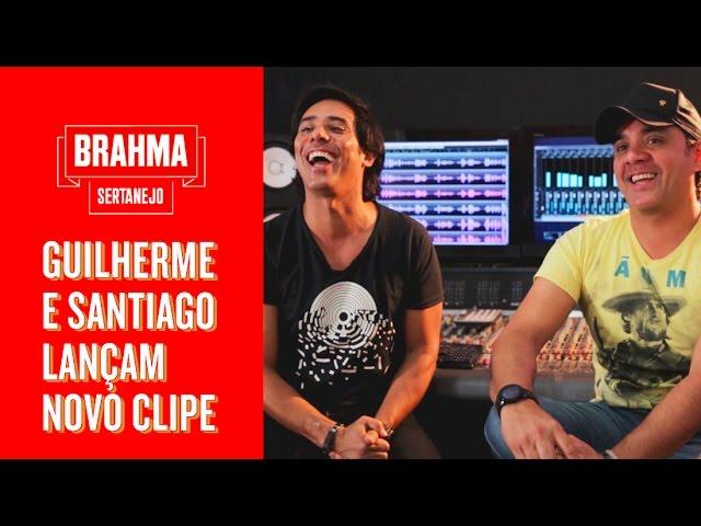 GUILHERME E SANTIAGO LANÇAM CLIPE