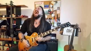 GİTARI AĞLATAN ADAM - EBRU (Gitar Solo)