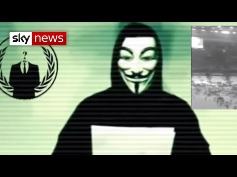 All The News You Missed Overnight: Stan On LG TVs, Anonymous Declares War On ISIS, And More