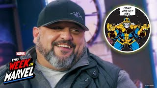 Taz Talks Throwing Down with Marvel Characters   This Week in Marvel