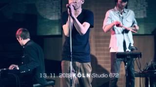 Gerard   Verschwommen (Studio2 Session)