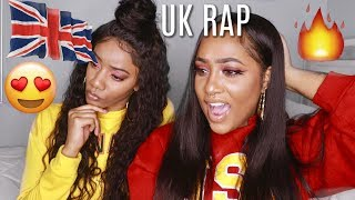 FIRST REACTION TO UK RAP FROM AMERICANS Feat. FREDO, Headie One & Loski !