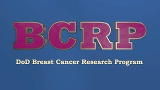 U.S. Department of Defense Breast Cancer Research Program received funding!