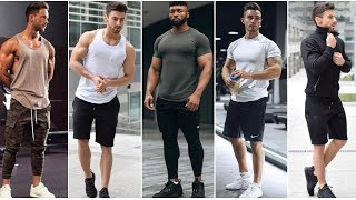 Dashing Gym Outfits For Men | Best Outfits For Gym 2020 | Stylish Wear For Gym | Mens Gym Style 2020