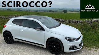 Volkswagen Scirocco 2008 - 2017