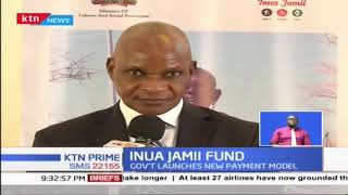 Kenya's elderly citizens to receive help under Inua Jamii Fund