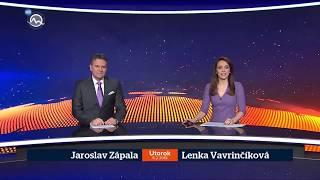 History of TV Markíza Televízne Noviny Intros