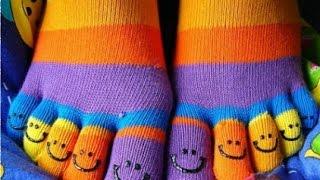 Как делают носки. Производство антибактериалных носков