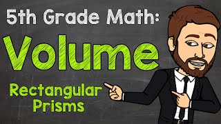 Volume Of A Rectangular Prism | 5th Grade Math