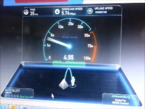 Poynting LDPA-0092 test met Huawei B593 LTE router