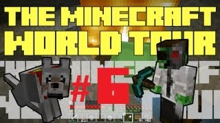 The Minecraft World Tour - #6: Sizzling Slime