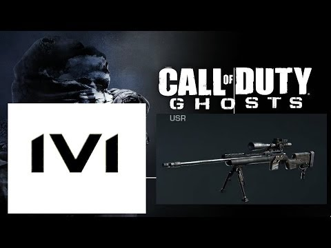 1v1 Sniper Battle CoD Ghosts Commentary