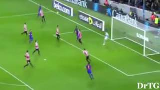 Magnificent goal from Luis Suarez vs Athletic Clup 12/1/2017