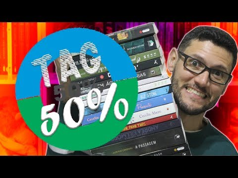 TAG 50% ? IRMÃOS LIVREIROS | @danyblu @irmaoslivreiro