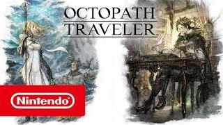 OCTOPATH TRAVELER - Les actions spéciales spirituelles et érudites (Nintendo Switch)