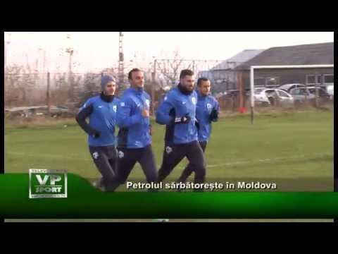 Petrolul sarbatoreste in Moldova