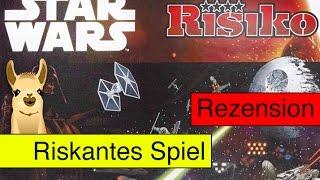 Star Wars Risiko (Brettspiel) / Anleitung & Rezension / SpieLama
