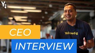 Yellowdig Founder Shanauk Roy Tells His Story